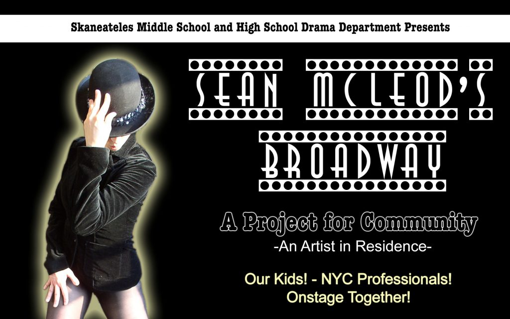 Sean McLeod's Broadway - A Project for Community - Web Image