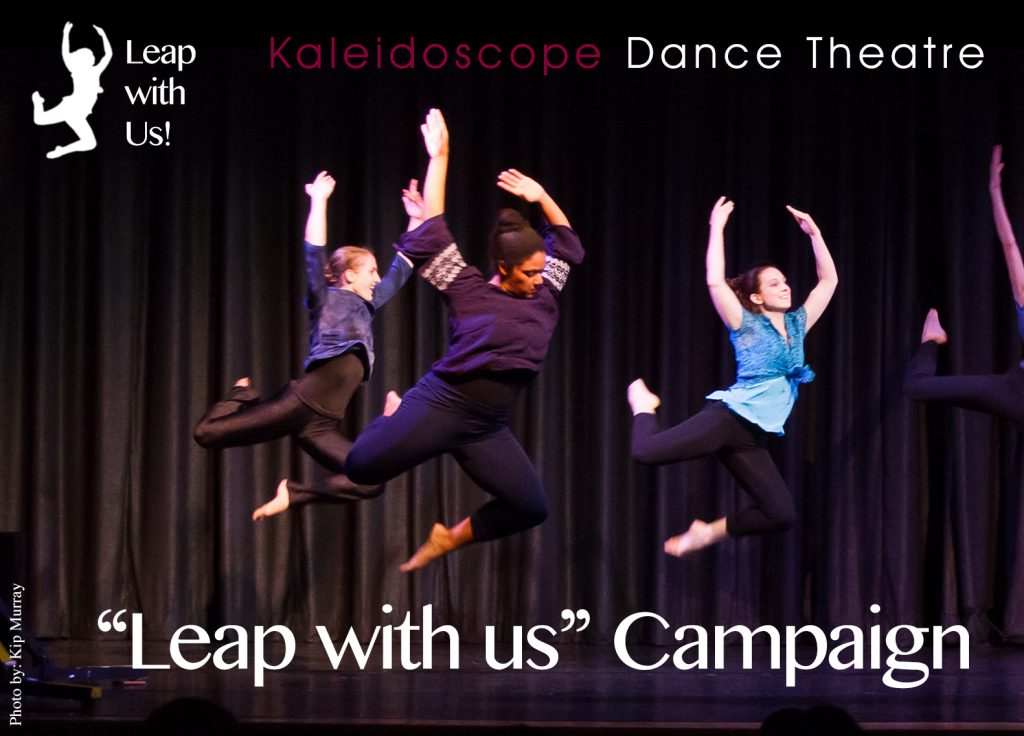 Leap with Us Campaign